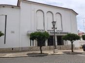 Município de Vila Viçosa lança, mais uma vez, a concurso público, a Empreitada de Reabilitação do Cine-Teatro Florbela Espanca