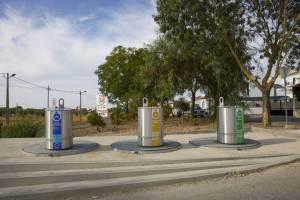 CM Moura instala novos ecopontos em todo o concelho
