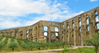 Elvas: Aqueduto da Amoreira é o Aqueduto com maior extensão em todo o Mundo!