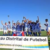 COVID-19: Equipa do distrital de Évora em quarentena após dois casos positivos