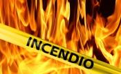 Incêndio agrícola nas Quintinhas, concelho de Estremoz, mobilizou corporações de Bombeiros de Estremoz, Borba e Vila Viçosa