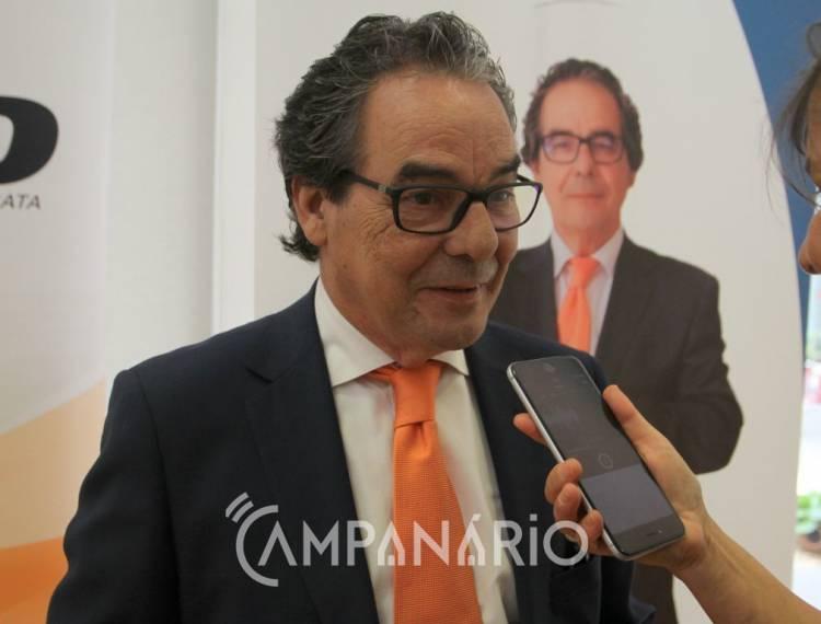"""Turismo e """"pacote financeiro e fiscal"""" para empresas são apostas de Josué Bacalhau, candidato pela coligação PSD/CDS á Câmara de Vila Viçosa (c/som)"""