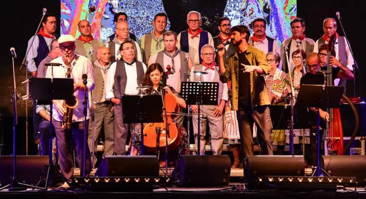 Espetáculo pioneiro juntou jazz e cante alentejano em Évora