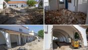 Alcácer do Sal: Escola de Telheiros está a ser requalificada