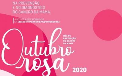 Outubro é o mês de Luta contra o cancro da Mama