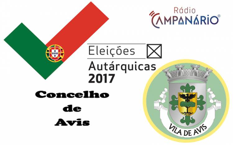 Autárquicas 2017: Os resultados eleitorais do concelho de Avis (c/dados)