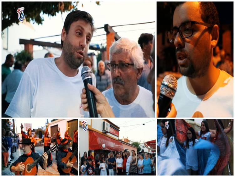 Campanário TV: 4º Aniversário da Loja Calado (Amanhecer) em Vila Viçosa