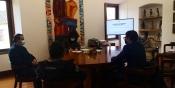 Câmara Municipal de Portalegreassina auto de consignação para construção da Incubadora de Empresas não Tecnológicas
