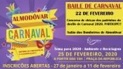 Ambiente e Reciclagem é o tema da edição de 2020 do Carnaval de Almodôvar