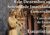 """8 de dezembro /Évora decorrerá a bênção dos Meninos Jesus e o lançamento da Campanha de Natal """"10 Milhões de Estrelas"""", da Cáritas."""