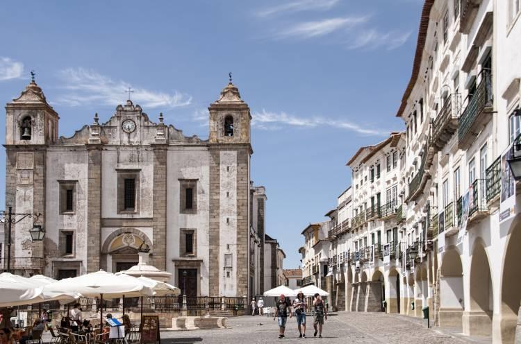Alentejo recebeu mais de 1 milhão de turistas desde o início do ano