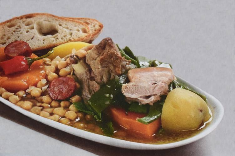 Vila Viçosa recebe até dia 9, a Semana Gastronómica do Cozido de Grão