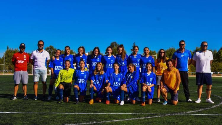 Vila Viçosa: Calipolense junta cerca de 60 jogadoras em torneio de futebol feminino