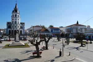 Obras de requalificação da Praça da Liberdade em Reguengos de Monsaraz avançam nos próximos meses