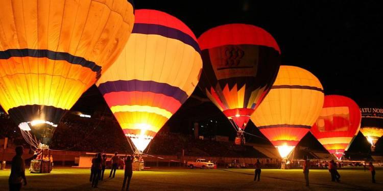 Night Glow e voo de balão chegam dia 24 de agosto a Vendas Novas