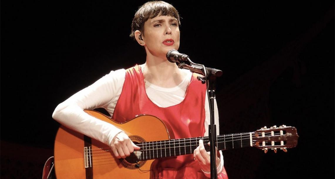 Adriana Calcanhoto no Festival das Marias em Beja - Rádio Campanário - Rádio Campanário