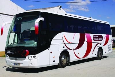 Município de Viana do Alentejo reforça transporte escolar