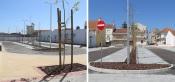 Centro da cidade de V. Novas tem mais 30 novos lugares de estacionamento