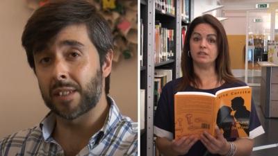 Elvenses Nuno Franco Pires e Luísa Currito são convidados do Café Literário no Centro Internacional Comendador Rui Nabeiro