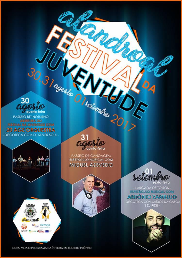 Festival da Juventude regressa a Alandroal