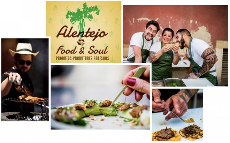 Estremoz recebe no próximo fim-de-semana Alentejo Food & Soul
