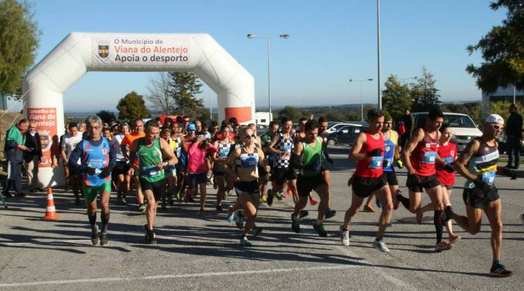 Modalidades: 160 atletas ligaram Viana do Alentejo a Alvito