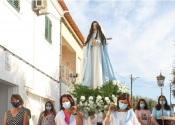 Borba: Fiéis pedem à Nossa Senhora da Orada pelo fim da pandemia (c/som e fotos)