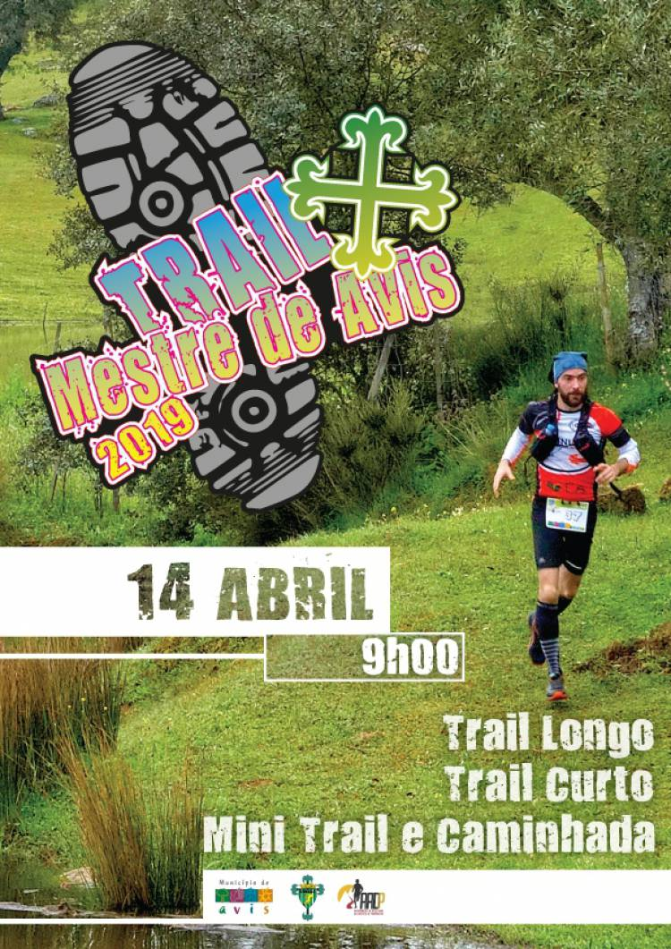 Trail Mestre de Avis disputa-se a 14 de abril