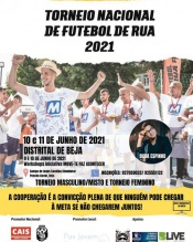 Beja acolhe Torneio Nacional de Futebol de Rua
