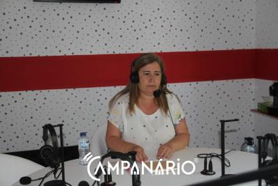 Campanário TV: Em vídeo a entrevista da candidata do PS à Câmara de Mourão, Maria Clara Safara(c/vídeo)