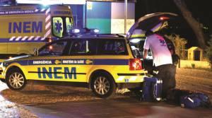 Despiste de viatura militar provoca vários feridos em Vendas Novas