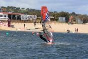 Praia fluvial de Monsaraz recebe primeira etapa dos principais campeonatos nacionais de windsurf