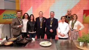 Alandroal promoveu, hoje, Mostra Gastronómica do Peixe do Rio em programa televisivo