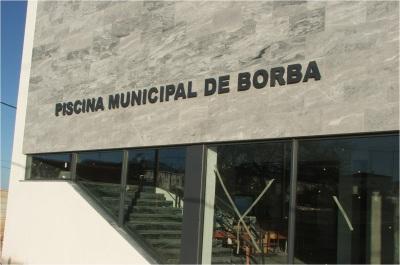 Piscinas Municipais descobertas de Borba vão manter-se encerradas por tempo indeterminado