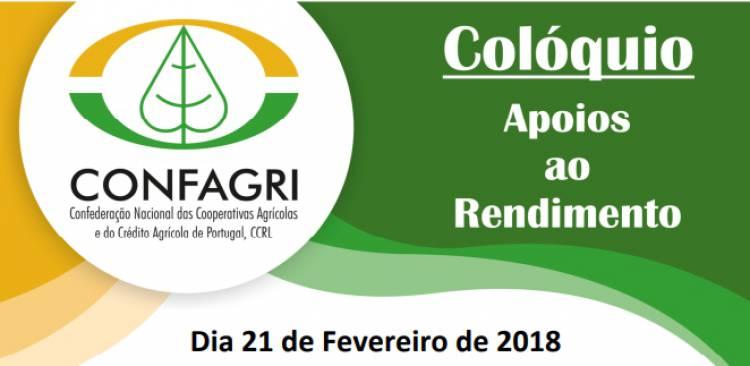 Viana do Alentejo recebe colóquio da CONFAGRI