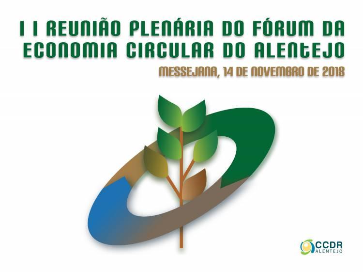 CCDR promove 2ª reunião do Fórum da Economia Circular do Alentejo dia 14 de novembro