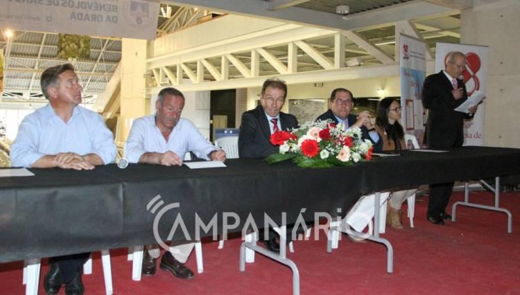 """Dadores de Sangue da Orada, comemoram os seus """"16 anos a salvar vidas"""", diz Presidente da ABBSO (c/som e fotos)"""