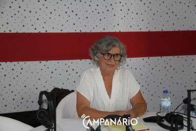 Campanário TV: Em vídeo a entrevista da candidata da CDU à Câmara de Sousel, Margarida Fernandes(c/vídeo)