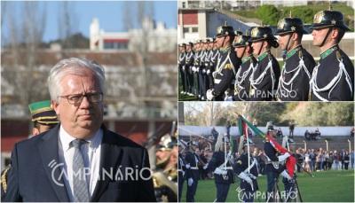 Portalegre: 120 novos GNR prestaram juramento na presença do Ministro Eduardo Cabrita. A RC mostra-lhe as imagens