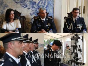 """""""A PSP é um corpo único"""" caraterizado pela """"proximidade às pessoas"""", diz comandante no 141º aniversário do Comando de Portalegre. Fique com as fotos (c/som)"""