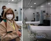 """Covid-19: """"Temos 66 doentes internados"""" no hospital diz Presidente do Conselho de Administração do HESE (C/Som)"""
