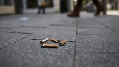250€ de multa para quem atirar beatas para o chão a partir de setembro