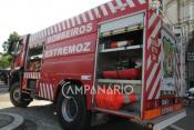"""Município de Estremoz atribui apoio aos Bombeiros, para obras na área feminina do quartel. Corporação agradece """"em nome das nossas Bombeiras"""""""
