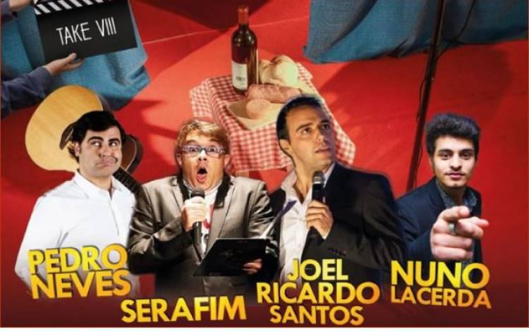 """Arca Comedy """"Take VIII"""" em Arcos a 16 de novembro"""