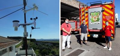 Meteo Alentejo instala Estação Meteorológica em Estremoz