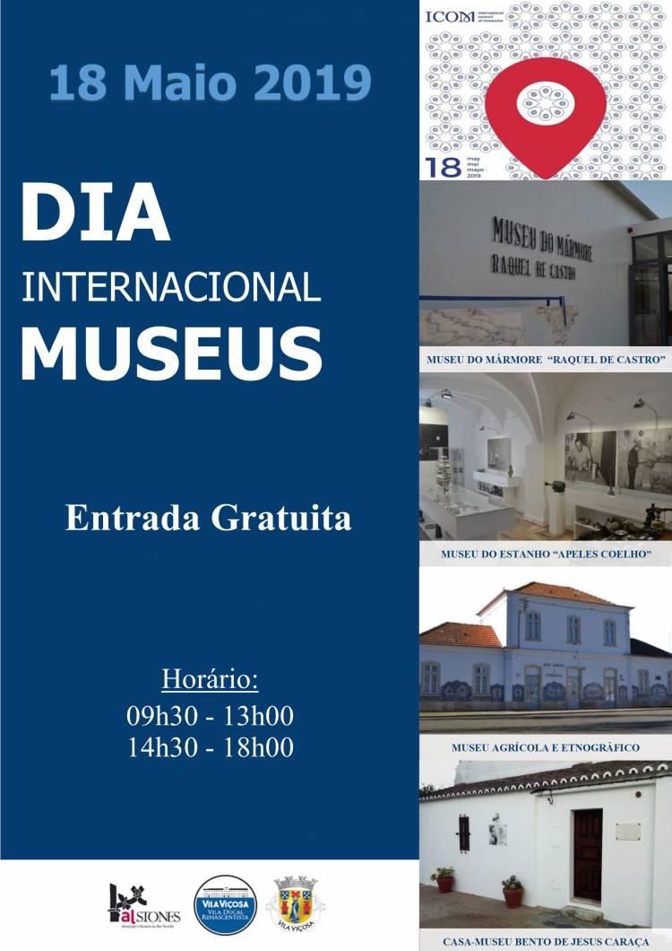 Município de Vila Viçosa assinala dia internacional dos museus com entradas gratuitas