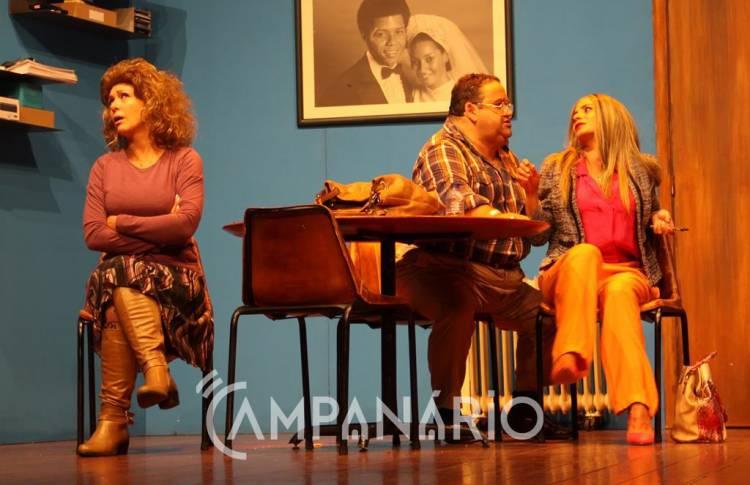 """Fernando Mendes em """"Noivo por acaso"""", animou noite de Redondo"""