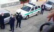 Vila Viçosa: Mãe positiva recusa-se a deixar filha de três anos ir ao hospital sem a sua presença (c/som)