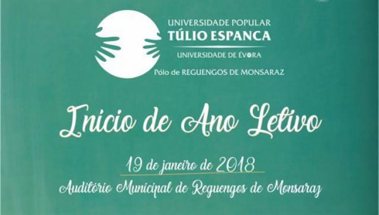 Pólo de Reguengos de Monsaraz da Universidade Túlio Espanca inicia dia 19