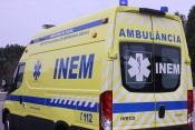 INEM transportou mais de 4 mil casos suspeitos de COVID-19 entre 04 e 10 de janeiro